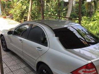 Cần bán Mercedes đời 2004, màu bạc