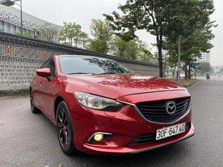 Bán Mazda 6 2.0 AT cuối 2015, màu đỏ, giá hợp lý
