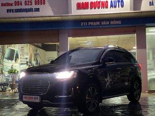 Cần bán xe Chevrolet Captiva Revv 2018, đi 24 000 km , màu đen