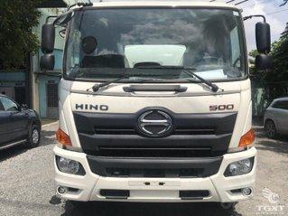 Xe tải Hino FG 8 tấn thùng dài 7m4 trả trước 200tr chìa khóa trao tay