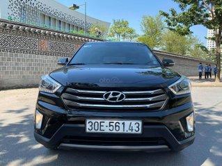 Bán xe Hyundai Creta nhập SX 2016, ĐK 10/2016, 1 chủ 56.000km màu đen