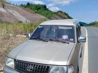 Bán xe Toyota Zace DX 2005, lên full đồ không tai nạn, ngập nước