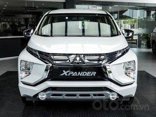 Mitsubishi Xpander 2020 - hỗ trợ trả góp tới 85%, giảm 50% trước bạ, ưu đãi ngập tràn