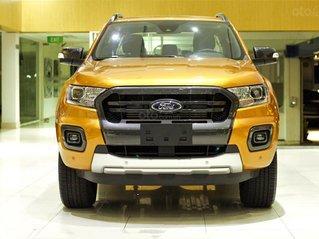 Ford Ranger Wildtrak 2020 còn 3 xe cam giao ngay, liên hệ Cát