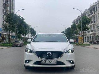 Bán Mazda 6 2.0 Premium sản xuất 2017, màu trắng