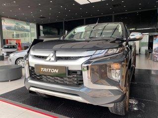 Mitsubishi Triton 2020 - hỗ trợ trả góp tới 85%, giảm 50% trước bạ, ưu đãi ngập tràn