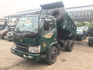 Bán xe tải ben Hoa Mai 4.65 tấn, thùng 4 khối