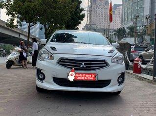 Xe Mitsubishi Attrage sản xuất 2016, màu trắng, nhập khẩu, giá 295 triệu đồng