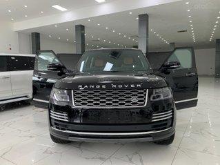 Range Rover Autobiography L 2021 giao ngay, màu đen trắng vàng, cam kết giá tốt
