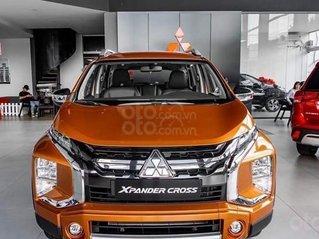Mitsubishi Xpander Cross 2020 - hỗ trợ trả góp tới 85%, tặng ngay 1 năm bảo hiểm, ưu đãi ngập tràn