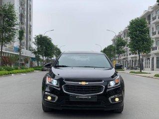 Cần bán Chevrolet Cruze LTZ sản xuất 2017, màu đen, chạy 33.000 km