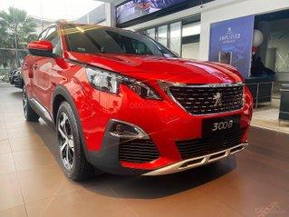 Sở hữu Peugeot 3008 giá chưa đến 1 tỷ đồng, ưu đãi từ 80 đến 120tr & giảm 50% thuế trước bạ, ký ngay quà liền tay