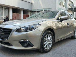Chính chủ bán xe Mazda 3 sản xuất năm 2016 nguyên bản, siêu mới, chạy 60.000km