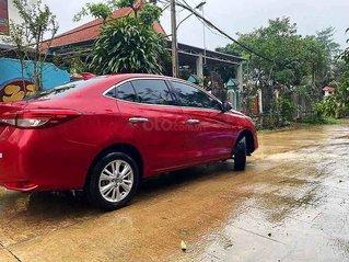 Bán xe Toyota Vios sản xuất năm 2020, màu đỏ còn mới