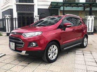 Bán ô tô Ford EcoSport sản xuất 2014, màu đỏ còn mới