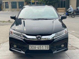 Cần bán xe Honda City đời 2014, màu đen