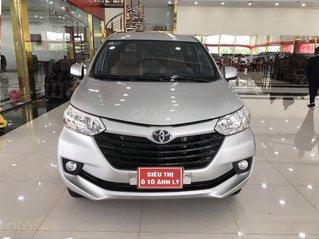 Cần bán Toyota Avanza 2019 số sàn, cực đẹp giá cả hợp lý màu bạc