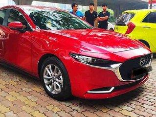 Bán Mazda 3 sản xuất năm 2019, màu đỏ, xe nhập