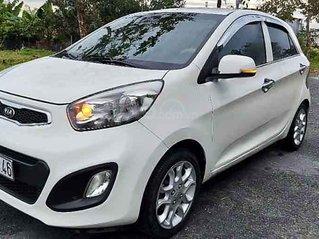 Cần bán xe Kia Picanto năm sản xuất 2013, màu trắng, giá 260tr