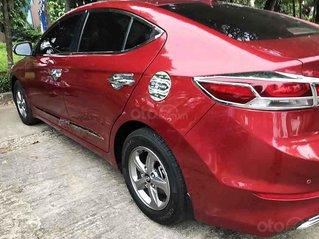 Bán xe Hyundai Elantra GLX đời 2017, màu đỏ, xe nhập, 420 triệu