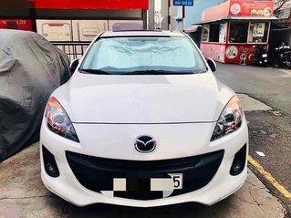Bán ô tô Mazda 3 năm sản xuất 2012, màu trắng, xe nhập