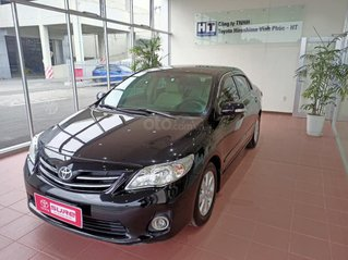 Bán xe Toyota Corolla Altis 1.8G sx 2014, biển Hà Nội