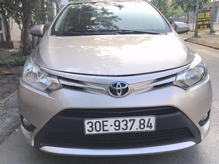 Bán Toyota Vios 1.5E CVT sản xuất 2017, biển HN