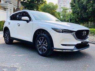 Cần bán xe Mazda CX5 2.0 Luxury sx 2019, màu trắng