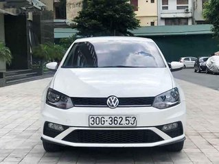 Cần bán lại xe Volkswagen Polo sản xuất năm 2020, màu trắng, nhập khẩu nguyên chiếc, 715tr