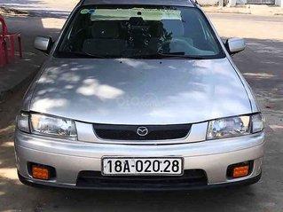 Cần bán xe Mazda 323 sản xuất năm 1997, màu bạc