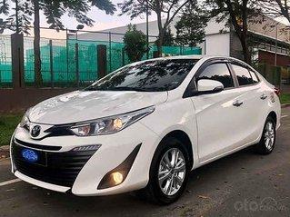 Bán Toyota Vios sản xuất năm 2019, màu trắng