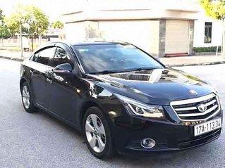 Cần bán gấp Daewoo Lacetti CDX sản xuất 2010, màu đen, xe nhập