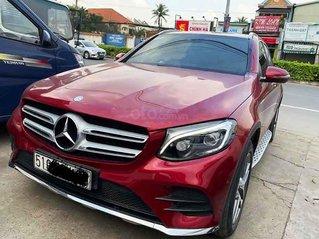 Bán xe Mercedes GLC 300 4Matic đời 2017, màu đỏ