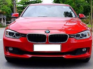 Cần bán lại xe BMW 3 Series 320i 2014, màu đỏ, nhập khẩu nguyên chiếc