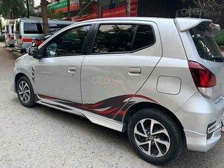 Bán xe Toyota Wigo đời 2018, màu bạc, nhập khẩu số tự động, giá chỉ 338 triệu
