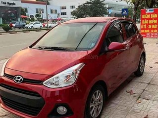 Xe Hyundai Grand i10 năm sản xuất 2016, màu đỏ, nhập khẩu