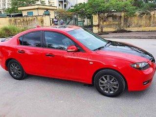 Bán Mazda 3 năm sản xuất 2009, màu đỏ