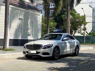 Bán Mercedes C250 Exclusive sản xuất năm 2017, màu trắng