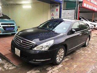 Cần bán Nissan Teana đời 2010, màu đen, nhập khẩu, giá chỉ 395 triệu