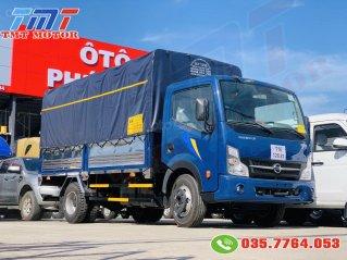Xe tải 3 tấn 5 động cơ Nhật Bản thùng inox 3 lớp giá tốt