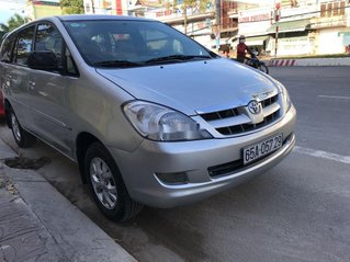 Cần bán gấp Toyota Innova năm 2006, xe giá thấp, động cơ ổn định