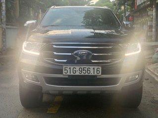 Bán xe Ford Everest sản xuất 2019, màu đen, nhập khẩu nguyên chiếc chính chủ