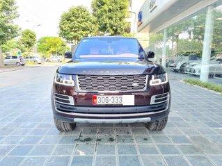 Cần bán lại xe LandRover Range Rover sản xuất 2019, nhập khẩu còn mới