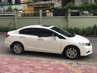 Bán ô tô Honda Civic đời 2014, màu trắng, giá 505tr
