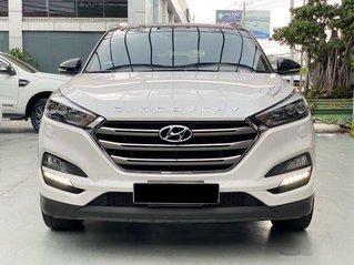 Cần bán xe Hyundai Tucson năm sản xuất 2018, màu trắng còn mới, 845 triệu