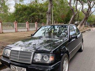 Xe Mercedes E class sản xuất 1991, màu đen, nhập khẩu, 60tr