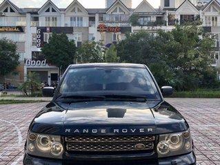 Cần bán xe LandRover Range Rover đời 2006, màu đen, nhập khẩu