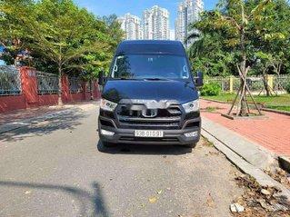 Cần bán lại xe Hyundai Solati 2019, màu đen, xe nhập chính chủ