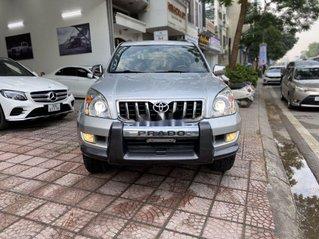Cần bán Toyota Prado năm 2008, xe một đời chủ giá ưu đãi