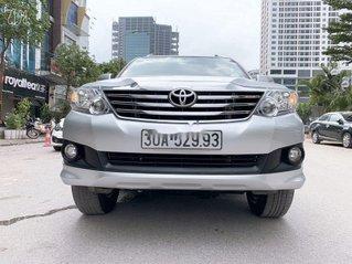 Cần bán lại xe Toyota Fortuner sản xuất năm 2015 còn mới, 635 triệu